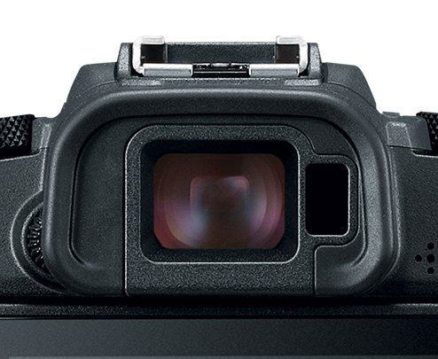 OLED Electronic Viewfinder